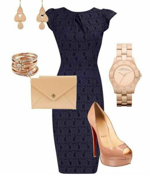 Коко Шанель открыла нам простой секрет элегантности - маленькое черное платье. Спустя годы это правило безотказно работает и берется на вооружение многими