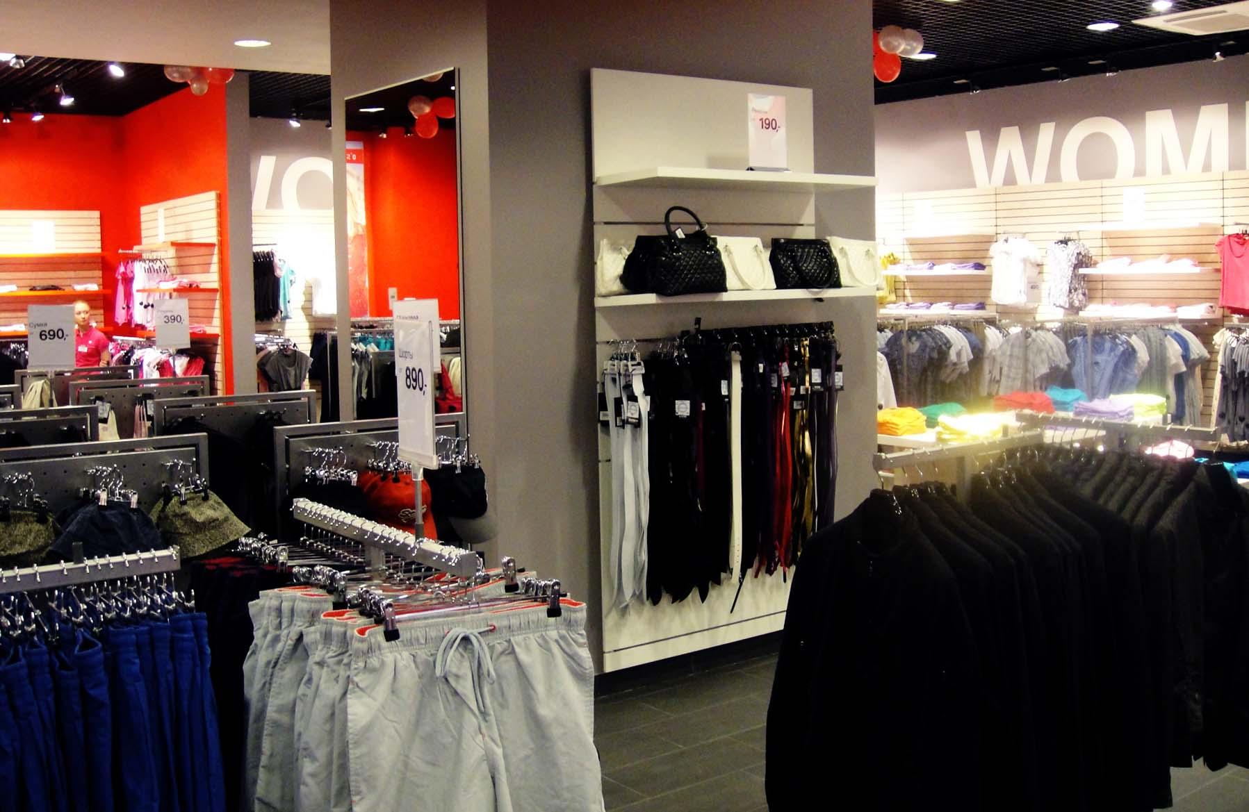 Сетевые Магазины Женской Одежды Доставка